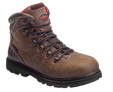 "Hammer Brown Soft Toe WP PR 6"" Work Boot"