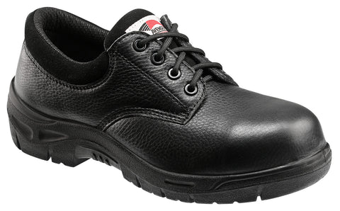 Leather Comp Toe Slip Resistant EH Work Oxford