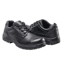 Foreman Black Composite Toe EH Oxford Work Shoe