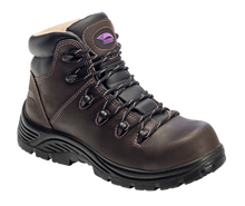 "Women's Framer 6"" Leather Composite Toe Insulated Work Boot"
