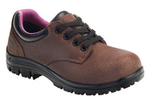 Women's Foreman Comp Toe Waterproof EH Slip Resistant Oxford