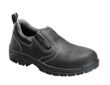 Women's Foreman Black Composite Toe EH WP Slip On Work Shoe