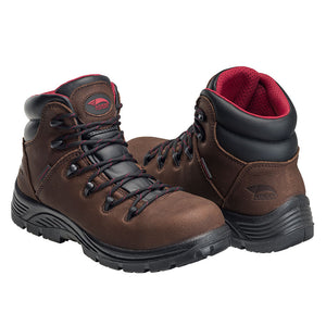 "Framer Brown Composite Toe EH PR WP 6"" Work Boot"