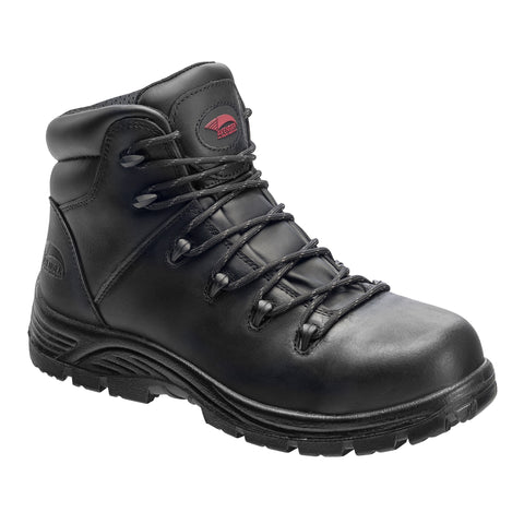 Leather Comp Toe Waterproof Puncture Resistant EH Slip Resistant Hiker