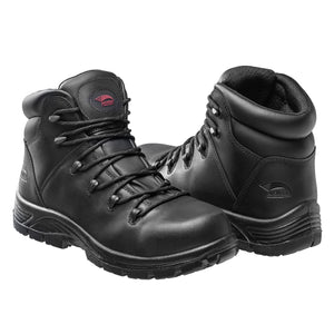 "Framer Black Composite Toe EH PR WP 6"" Work Boot"