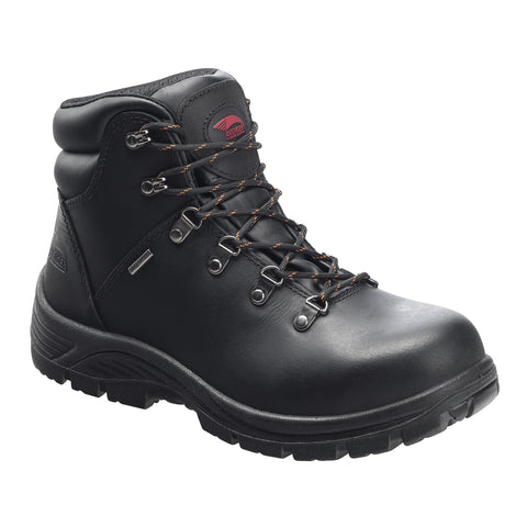 Leather Waterproof Slip Resistant EH Safety Toe Hiker