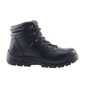 "Framer Black Steel Toe EH WP 6"" Work Boot"