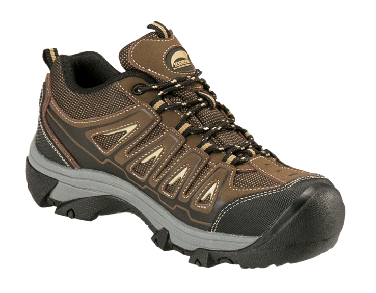 Women's Trench Brown Steel Toe EH WP Work Shoe