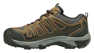 Trench Brown Steel Toe EH WP Work Shoe