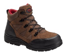"Grid 6"" Steel Toe Work Boot"