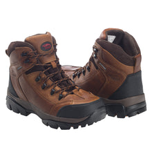"6"" Leather Waterproof Comp Toe No Exposed Metal EH Work Boot"