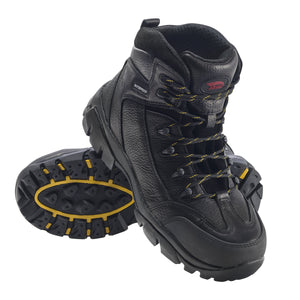 "Black Composite Toe EH WP 6"" Work Boot"