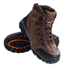 "Brown Composite Toe EH WP Insulated 6"" Work Boot"