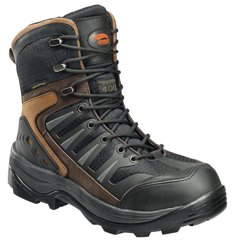 "8"" Waterproof  EH Comp Toe Work Boot"