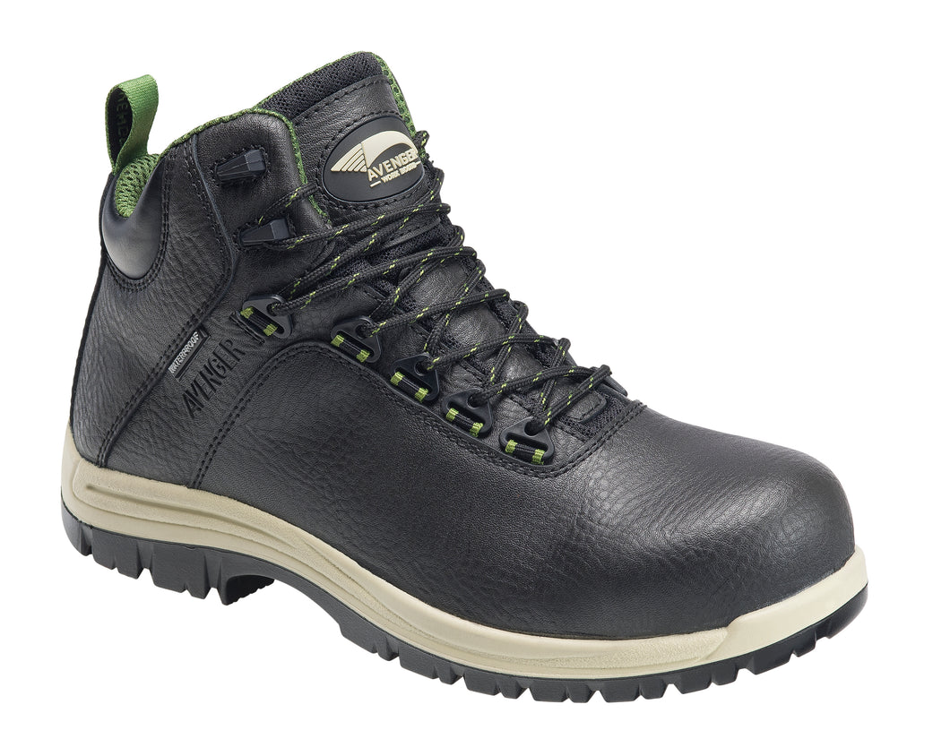 Breaker Black Composite Toe EH PR WP 6