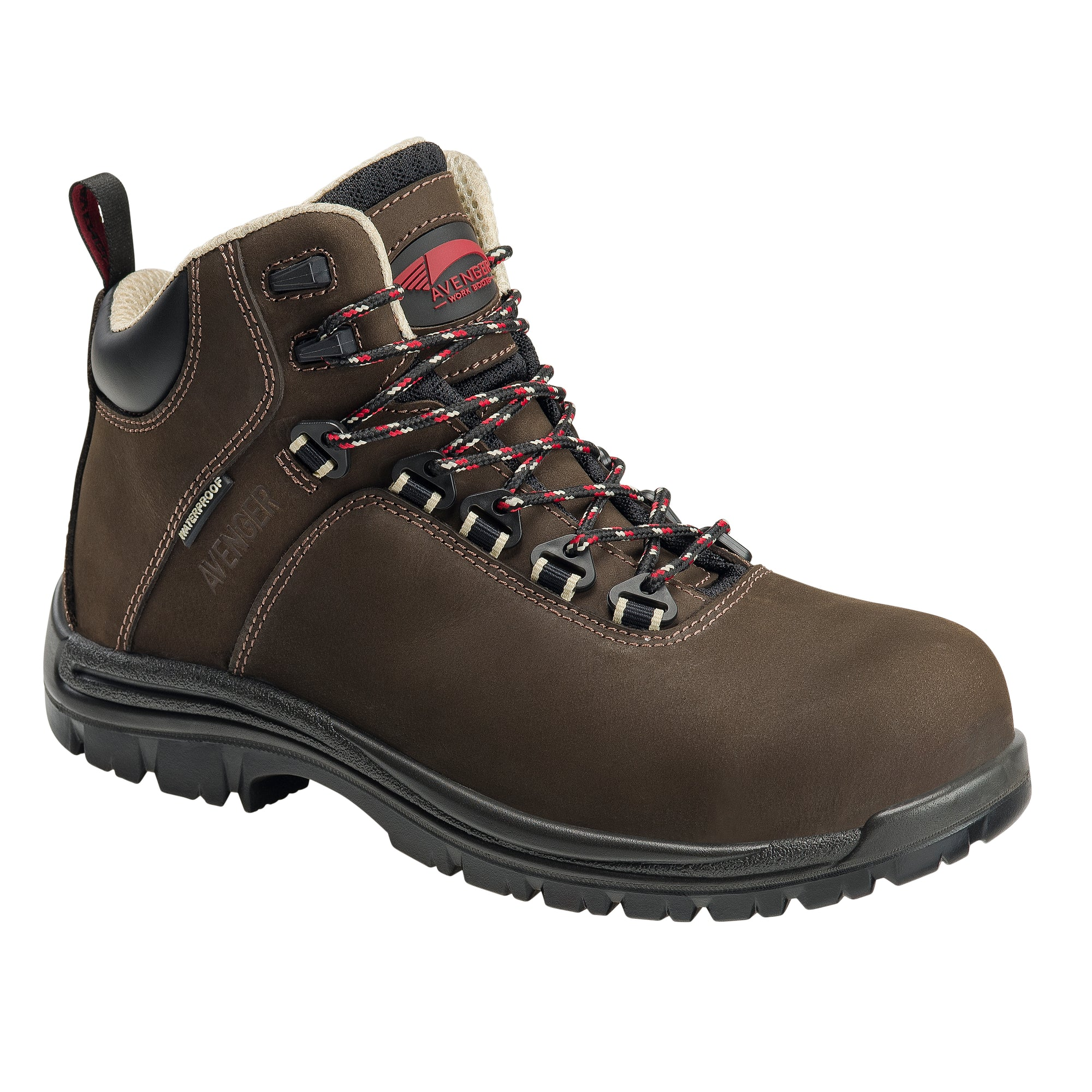 Breaker Brown Composite Toe EH PR WP 6