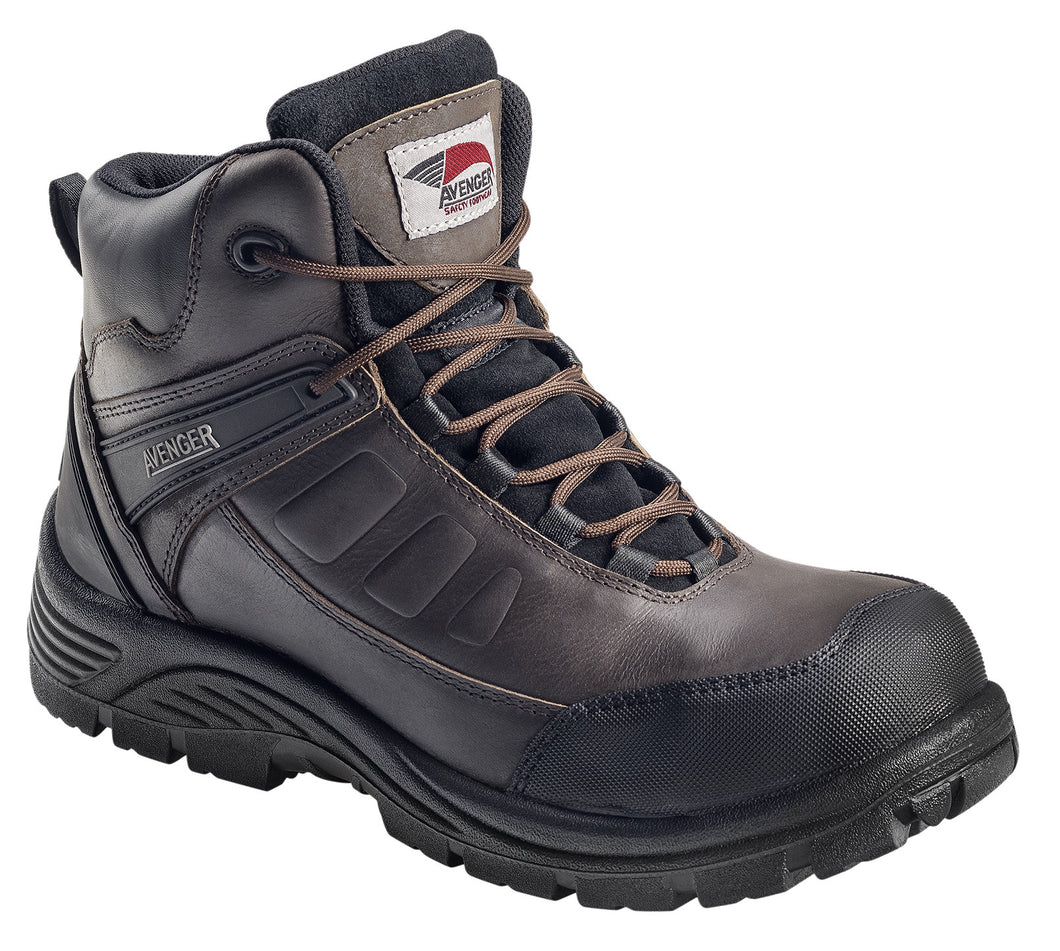 Waterproof Comp Toe No Exposed Metal EH Work Boot