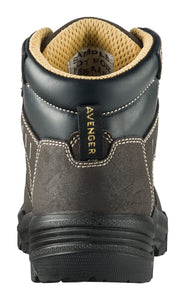 "Women's Foundation Met 6"" Carbon Toe WP PR Work Boot"