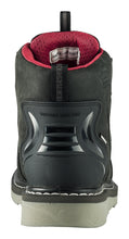"Wedge Black Carbon Toe EH WP 6"" Work Boot"