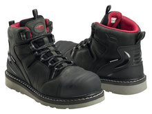 "Wedge 6"" Carbon Toe Waterproof Work Boot"