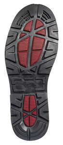 Oil- and Slip-Resistant Nitrile Rubber Outsole for Durability