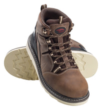 "Wedge 6"" Soft Toe Waterproof Work Boot"