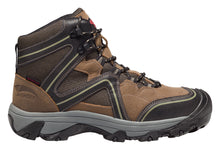 "Crosscut 6"" Leather and Cordura EH Waterproof  Soft Toe Work Boot"