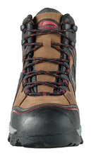 "Crosscut Brown Steel Toe EH PR WP 6"" Work Boot"