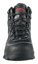 "Crosscut Black Steel Toe EH PR WP 6"" Work Boot"
