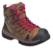 "6"" Waterproof Leather Safety Toe EH Hiker Mid"