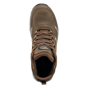 Thresher Brown Alloy Toe EH WP Work Shoe