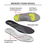 Women's Nautilus Safety Footwear Memory Foam Insoles*