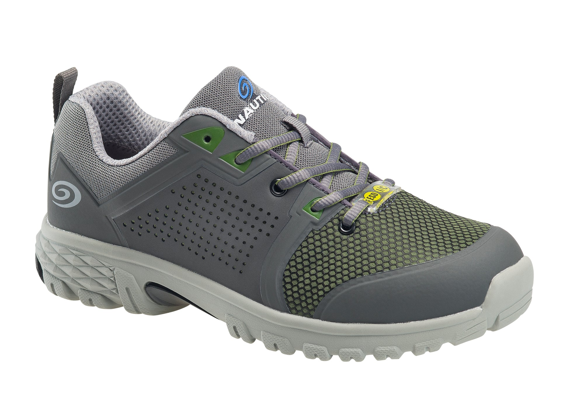 Zephyr Grey Alloy Toe SD10 Athletic Work Shoe