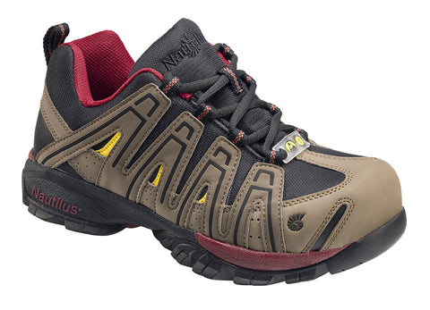 ESD Comp Toe No Exposed Metal Athletic
