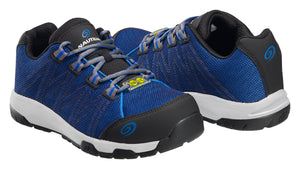 Accelerator Blue Carbon Toe SD10 Athletic Work Shoe