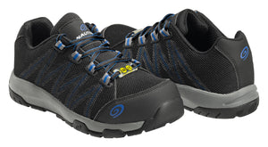 Accelerator Black Carbon Toe SD10 Athletic Work Shoe