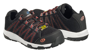 Women's Accelerator Carbon Toe ESD Work Shoe