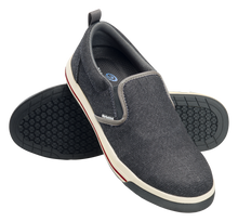 Women's Westside Black Steel Toe SD10 Slip On Work Shoe