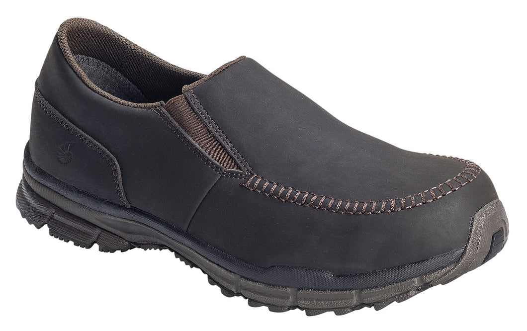 ESD No Exposed Metal Safety Toe Slip On