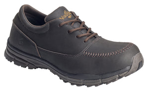 ESD No Exposed Metal Safety Toe Oxford