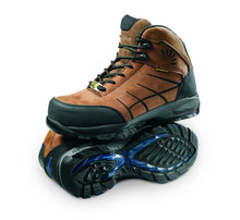 "6"" ESD Comp Toe Waterproof No Exposed Metal Hiker"