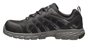 Stratus Black Composite Toe EH Athletic Work Shoe