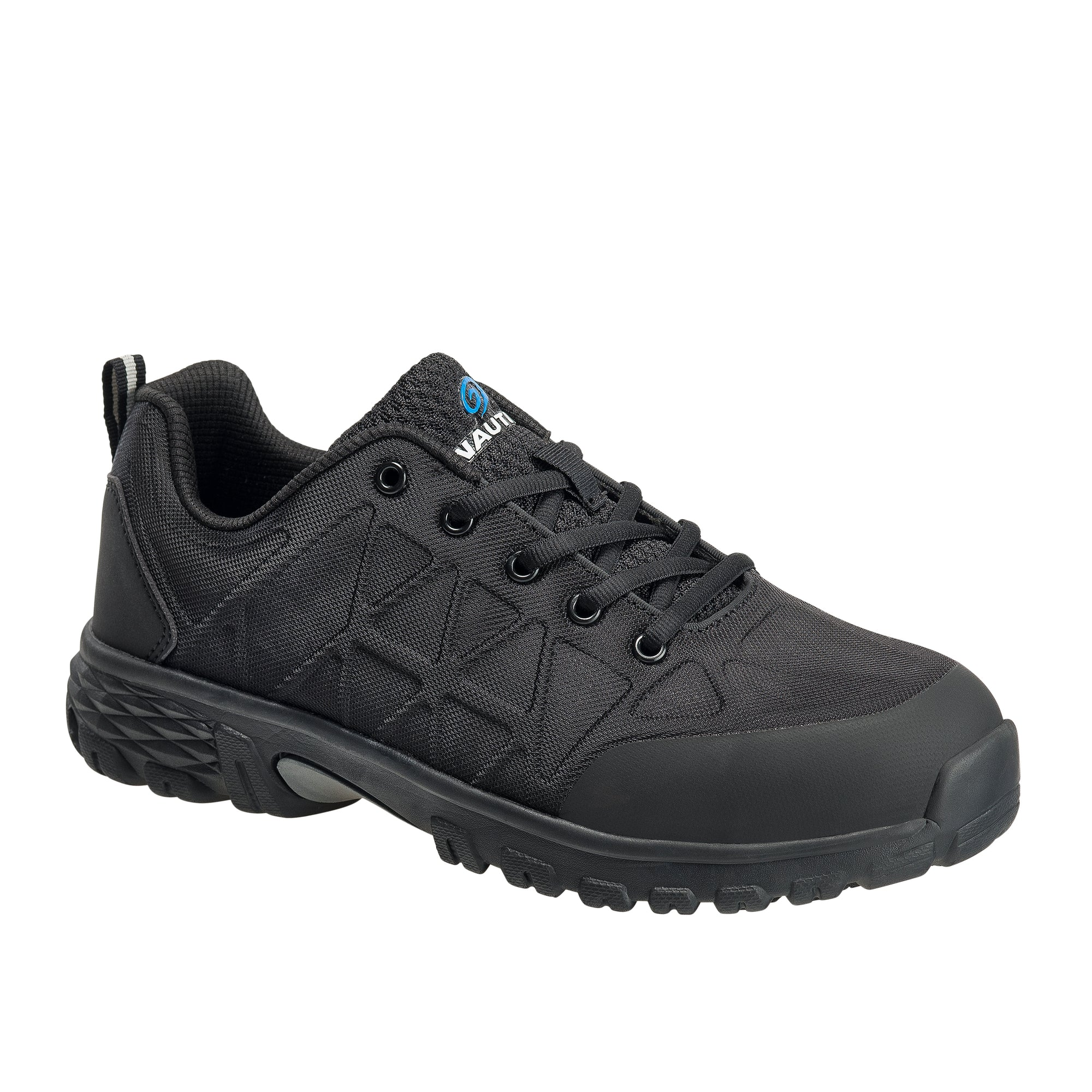 Spark Black Alloy Toe SD10 Athletic Work Shoe