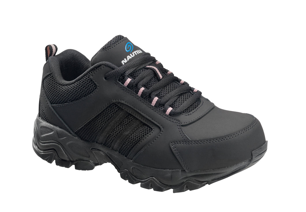 Women's Guard Sport Comp Toe EH Slip-Resistant Work Shoe