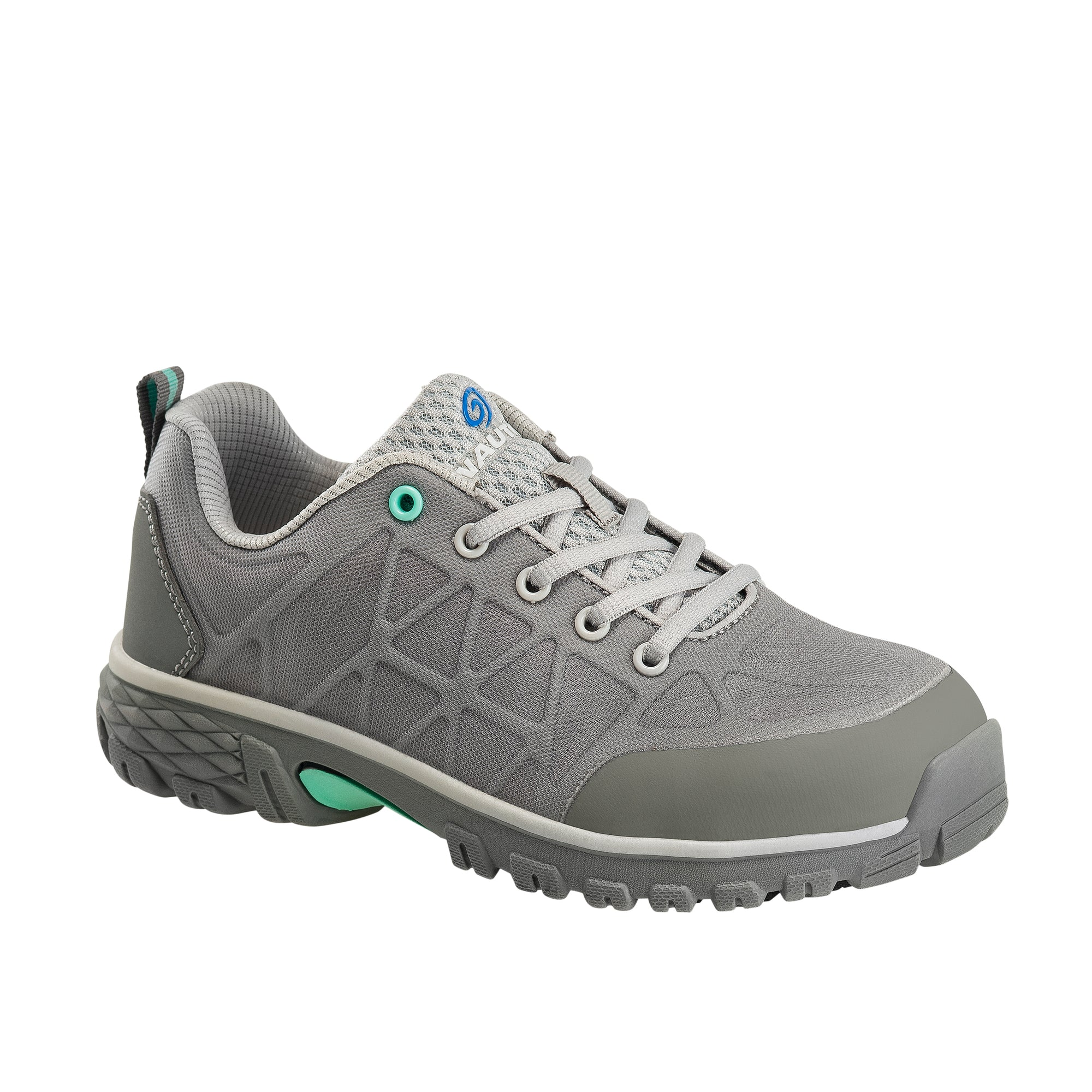 Women's Spark Grey Carbon Toe EH Athletic Work Shoe