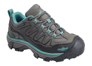 Women's Light Weight Low Waterproof Safety Toe Hiker