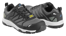 Velocity Grey Carbon Toe SD10 Athletic Work Shoe