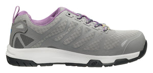 Women's Velocity Grey Carbon Toe SD10 Work Shoe