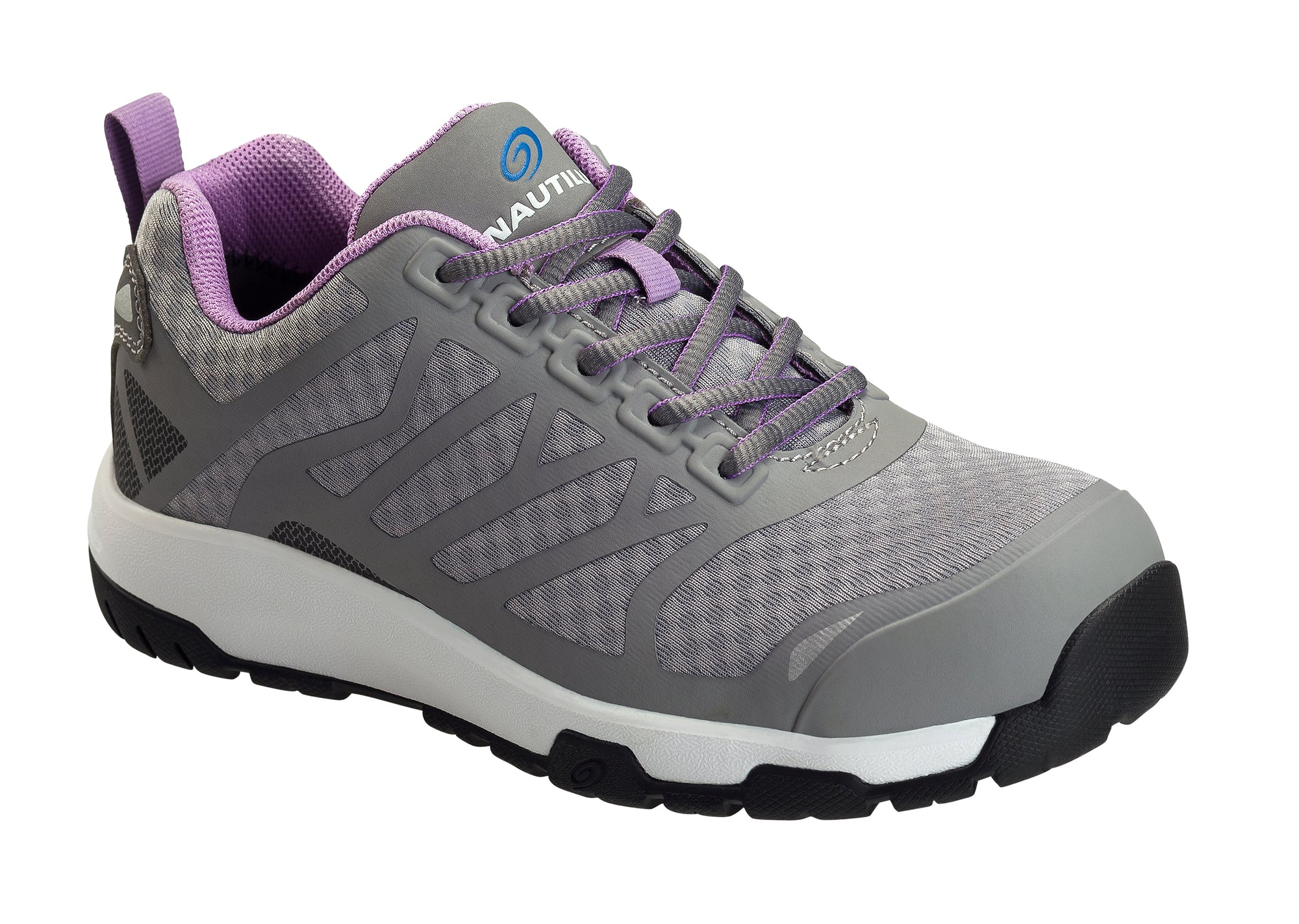 Women's Velocity Grey Carbon Toe SD10 Athletic Work Shoe