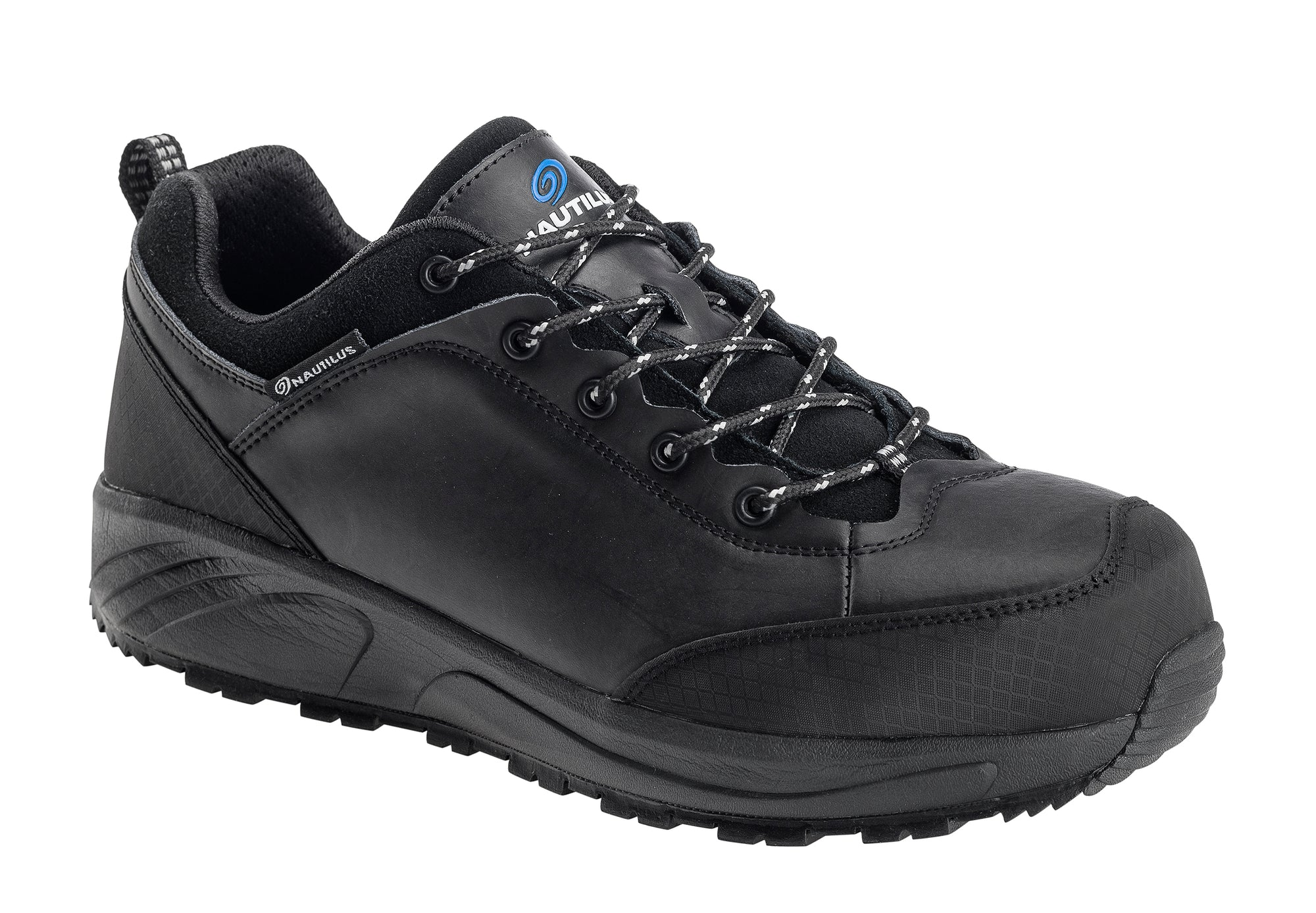 Surge Black Composite Toe EH Athletic Work Shoe